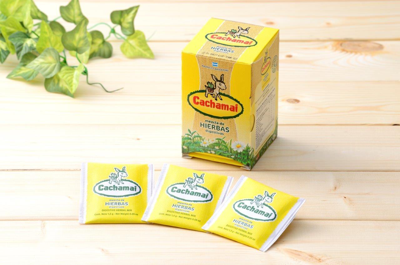 cachamai tea